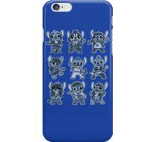 Alien Rockstar iPhone Case/Skin