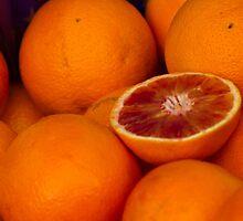 orange in winter by spetenfia