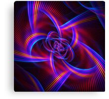 Uncontained Chaos Canvas Print