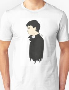 Sam Riley - Control (without text) T-Shirt