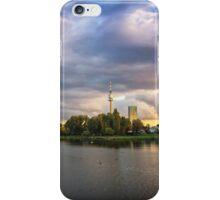 Donau Sunset iPhone Case/Skin