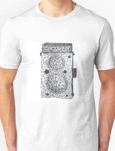 Vintage Camera 2.0 Unisex T-Shirt