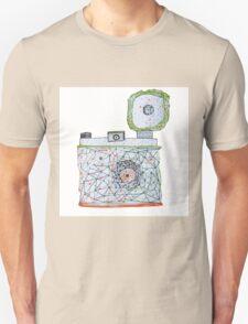 Vintage Camera 3.0 Unisex T-Shirt