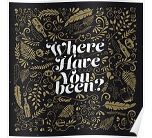 Where Have You Been? Poster
