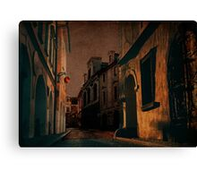 And Don't Forget the Garlic! Canvas Print