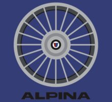 Alpina Wheel by 3pedaldriving