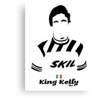 King Kelly - Bici* Legendz Collection Canvas Print
