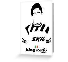 King Kelly - Bici* Legendz Collection Greeting Card
