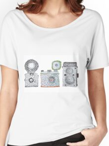 Vintage Camera 3.3 Women's Relaxed Fit T-Shirt
