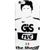 The Sheriff - Bici* Legendz Collection iPhone Case/Skin