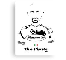 The Pirate - Bici* Legendz Collection Canvas Print