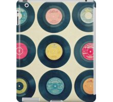 Vinyl Collection iPad Case/Skin