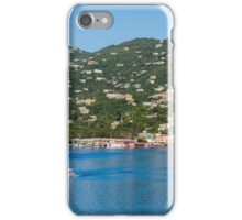 Ferry in St Thomas iPhone Case/Skin
