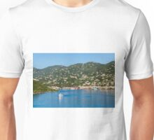 Ferry in St Thomas Unisex T-Shirt