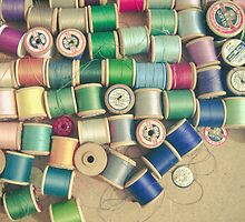 Cotton Reels by Cassia