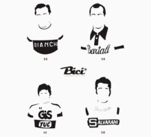 The Italians - Bici* Legendz Collection by Bici