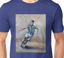 The football player (2) Unisex T-Shirt
