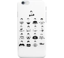 The Greatest Riders - Bici* Legendz Collection iPhone Case/Skin