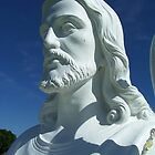 Sculpture of Jesus by Bindee