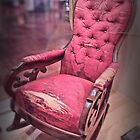 The Lincoln Chair by DJ Florek