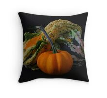 Fall Still Life Throw Pillow
