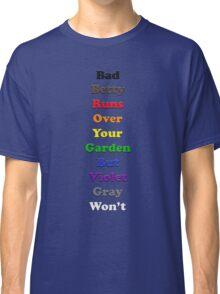 Resistor Code 10 - Bad Betty... Classic T-Shirt