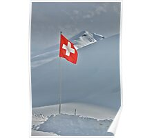 Flag of Switzerland Poster