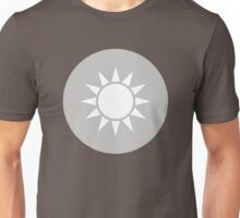 The Republic of China Air Force - Roundel (low-vis) Unisex T-Shirt