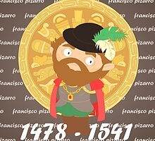 Francisco Pizarro by alapapaju