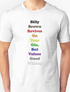 Resistor Code 11 - Billy Brown... T-Shirt