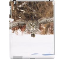Into the great unknown iPad Case/Skin