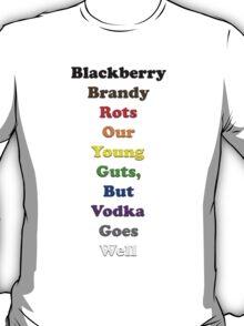 Resistor Code 12 - Blackberry Brandy... T-Shirt