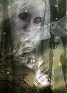 A ghost can only watch by Ivy Izzard