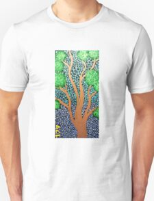 Fire Wood Unisex T-Shirt