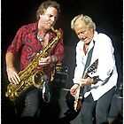 Musicians from Foreigner Concert by evon