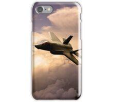 Lightning pass  iPhone Case/Skin