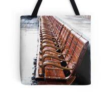Forbidden City Long Bench Tote Bag