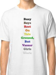 Resistor Code 15 - Busy Boys... Classic T-Shirt