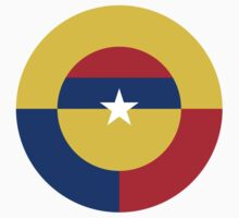 Colombian Air Force - Roundel Kids Tee