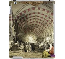 Old Turkish Grand Bazaar iPad Case/Skin