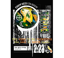 tribevibe 5 Photographic Print