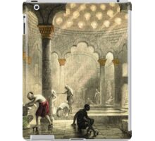 Turkish Hamam iPad Case/Skin