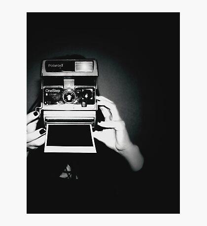 POLA-ROID Photographic Print