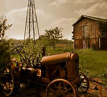 Farm and Tractor by Jason Howell