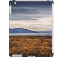 Tranquility in the Grey iPad Case/Skin