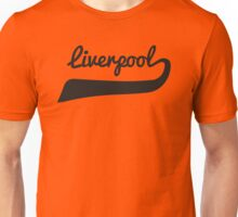 Liverpool Swirl T-Shirt Apparel Unisex T-Shirt