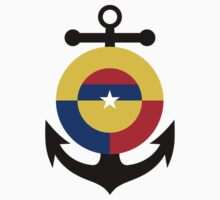 Colombian Naval Aviation - Roundel Kids Tee