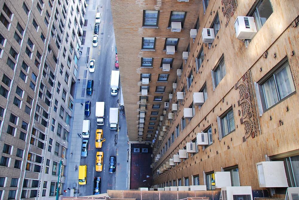 New York Vertigo by Christopher Dunn
