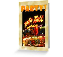 Let's Party! Greeting Card