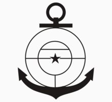 Colombian Naval Aviation - Roundel (low vis) One Piece - Long Sleeve
